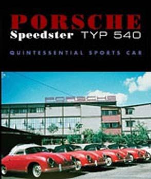 Porsche Speedster Typ 540