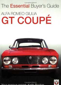 Alfa Romeo Giulia GT Buyer Gd.