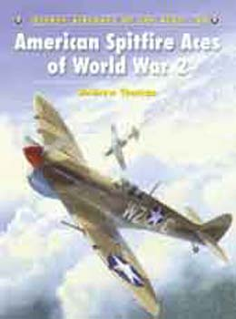 American Spitfire Aces of Worl