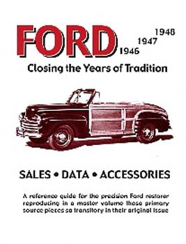 Ford Closing Years  Tradition
