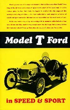 Model T Ford in Speed & Sport