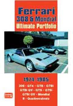 Ferrari 308 & Mondial Ult. Por