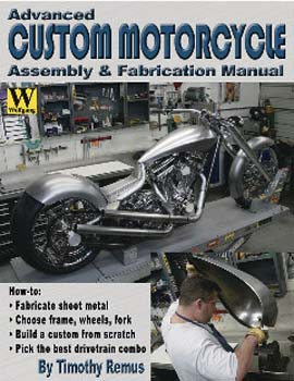 ADV CUST MOTORCYCLE Assembly