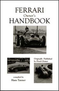 Ferrari Owners Handbook