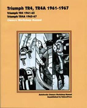 TRIUMPH TR4, TR4A 1961-1967