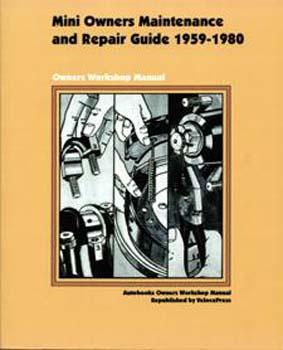 MINI 1959-1980 WORKSHOP MANUA