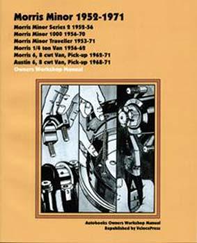 MORRIS MINOR 1952-1971 WORKSH
