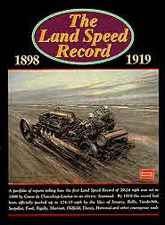 Land Speed Record 1898-1919