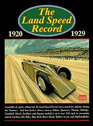 Land Speed Record 1920-1929