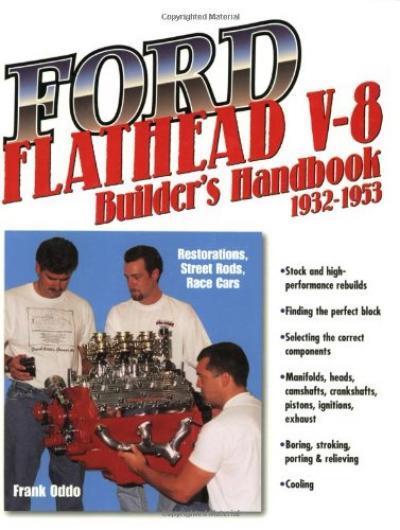 Ford Flathead V8 Builder's Hd