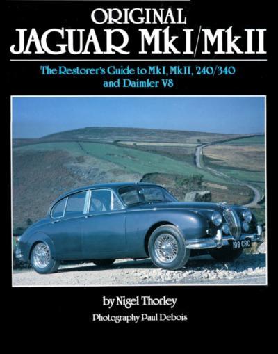 Original Jaguar MkI/MkII: Rest