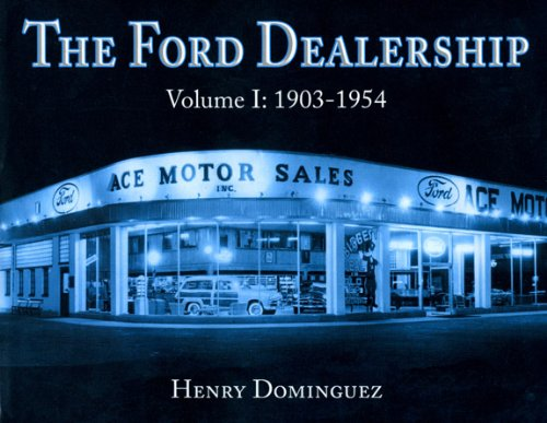 The ford dealership vol i autobooks aerobooks for Ford motor company lima ohio
