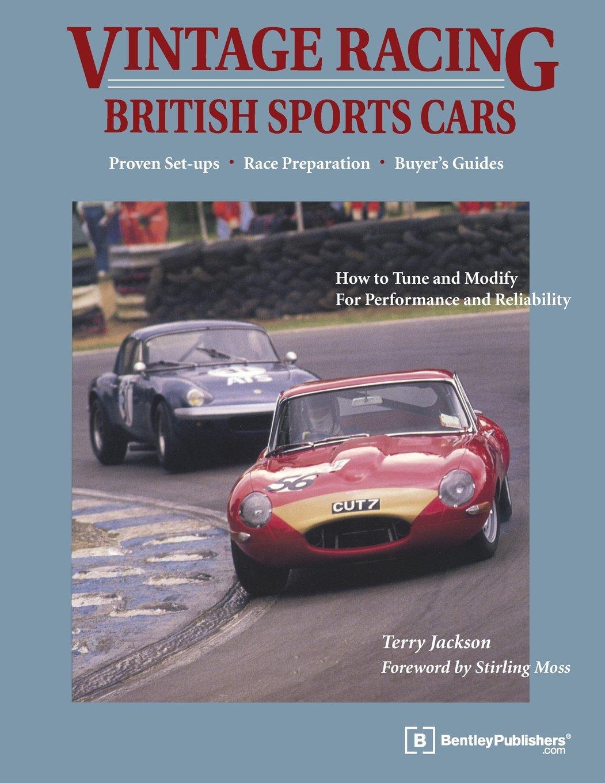 Vintage Racing British Sports Cars | Autobooks-Aerobooks