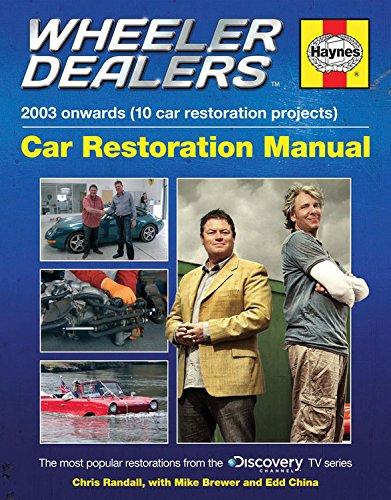 wheeler dealers car restoration manual 2003 onwards 10 car restoration projects the most. Black Bedroom Furniture Sets. Home Design Ideas