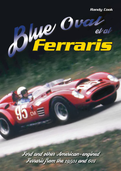 blue oval  front cover