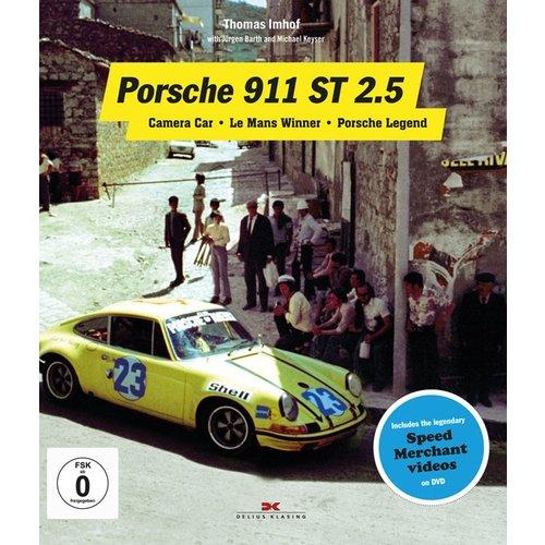 Porsche 911 St 2 5 Camera Car Le Mans Winner Legend