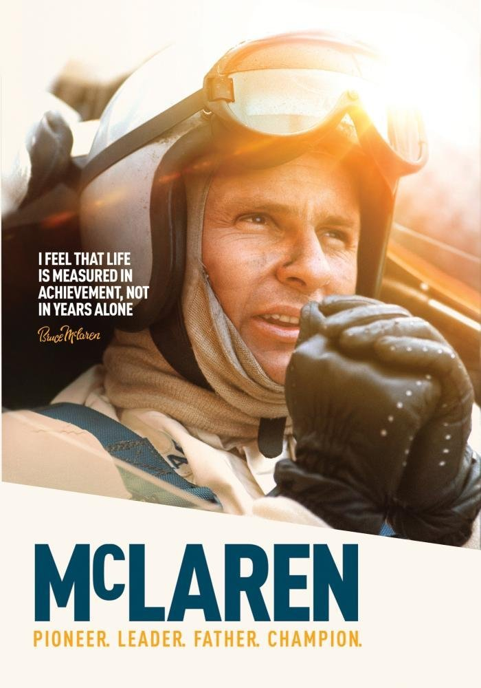 Jon Mclaren Race Movie