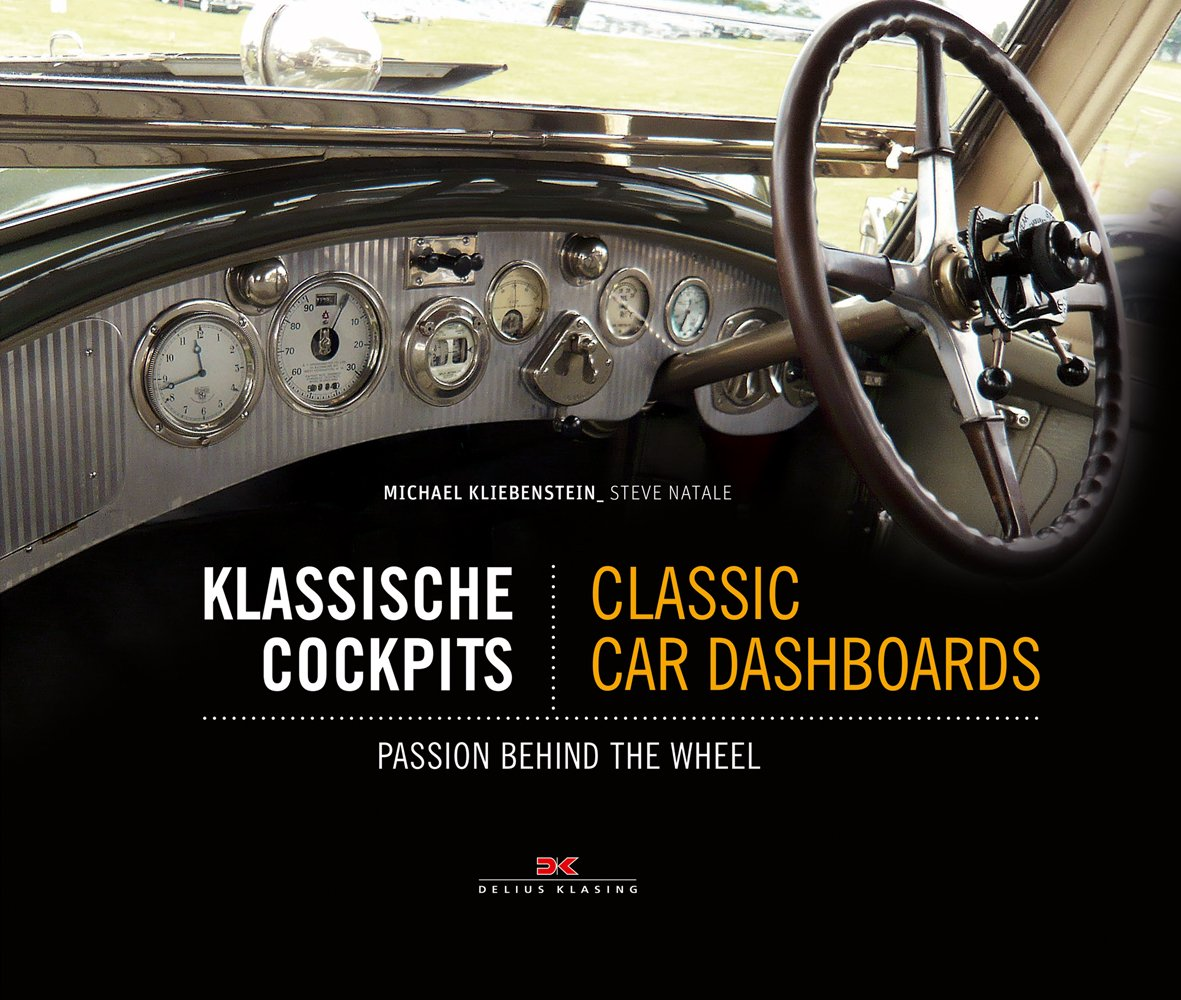 Classic Car Dashboards: Passion Behind the Wheel | Autobooks-Aerobooks