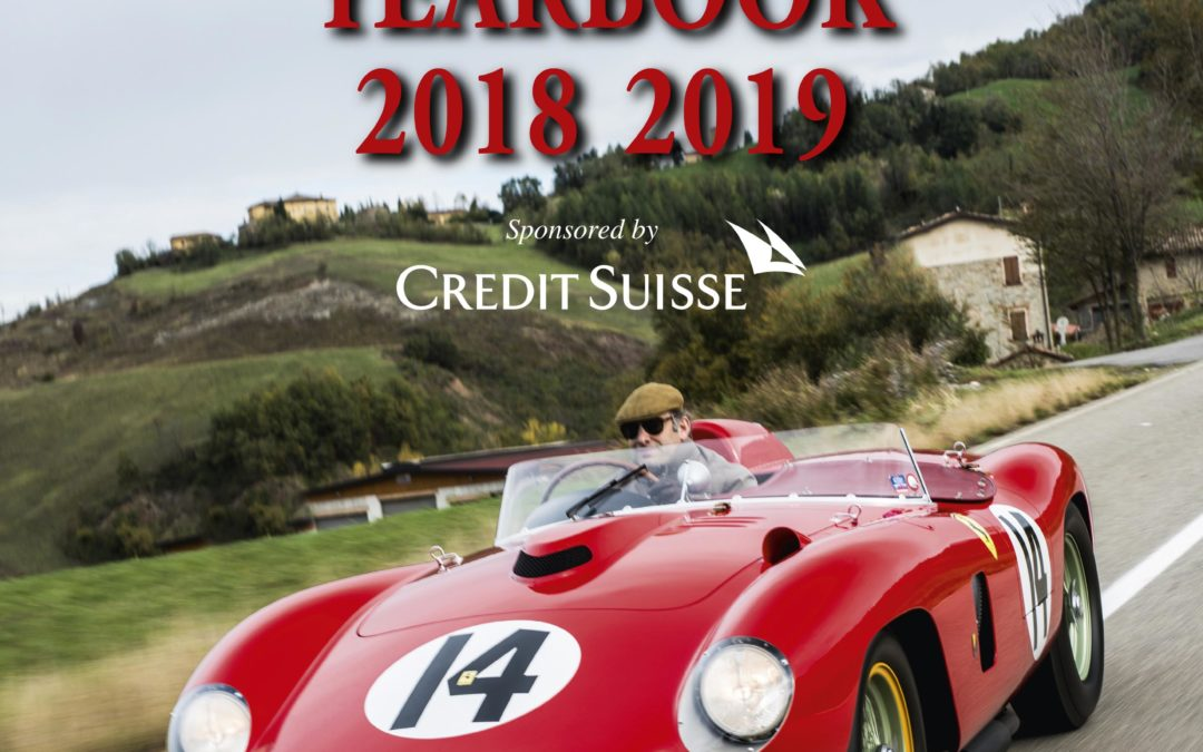 Classic Car Auction Yearbook 2018-2019