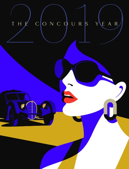 Concours Yearbook 2019