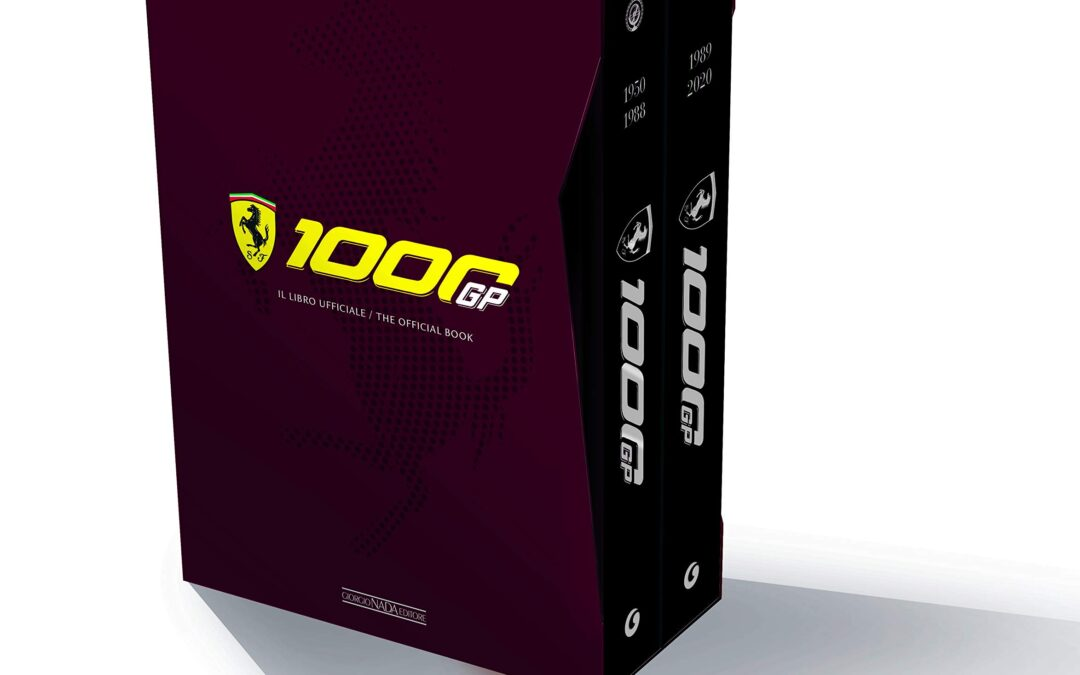 Ferrari 1000 GP: Il libro ufficiale/The official book