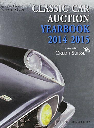 Classic Car Auction Yearbook 2014-2015