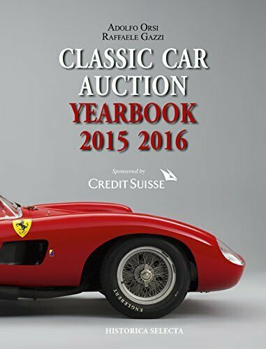 Classic Car Auction Yearbook 2016-2016