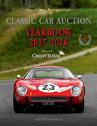 Classic Car Auction Yearbook 2017-2018